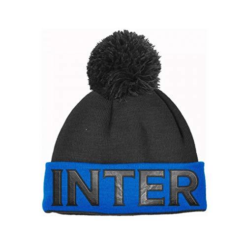 Enzo Castellano FC Inter Portafoglio Pelle Linea 2 Ufficiale Colore Misure Uni Nero