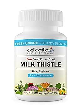 Best eclectic institute milk thistle Reviews