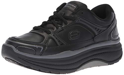 Skechers womens Cheriton - Shuykill Food Service Shoe, Black, 5 US