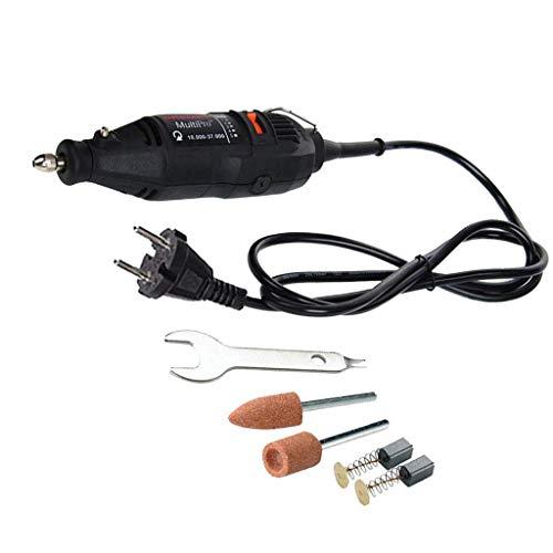 Tubayia – Minitaladro eléctrico para microelectrónica/fabricación de joyas, etc.