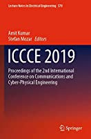 ICCCE 2019: Proceedings of the 2nd International Conference on Communications and Cyber Physical Engineering (Lecture Notes in Electrical Engineering (570))