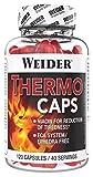 Weider Thermo - 120 Capsulas