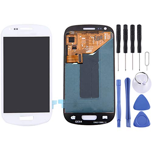 Best Price LI FENG LCD Display + Touch Panel for Galaxy SIII Mini / i8190(White) Screen