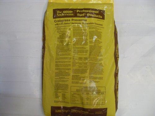 Balan 2.5G Crabgrass Preventer Pre-Emergent Granules Herbicide-40lbs