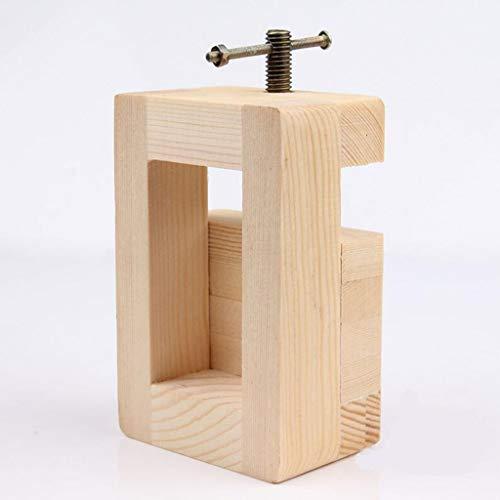 ZZHJYD HUQGYYP 90 * 60 * 40mm Herramienta de Trabajo de Madera de Bricolaje Mini alicates Planos Visor Tableta Banco Vice Sello Herramientas de Mano para la carpintería Talla Grabado