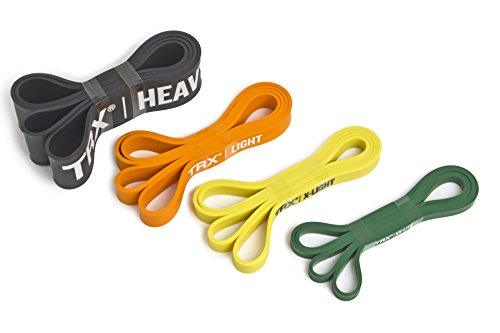 TRX Training Strength Bands, Increase Intensity of Workouts, Heavy