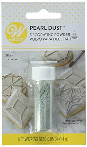 Wilton Silver Pearl Dust