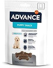 ADVANCE Snacks Puppy - Galletas Para Cachorros - Pack De 7 x 150 g - Total 1,05 kg