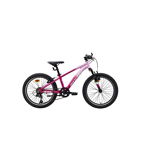 Monty BMX KX5 20' Rosa -Blanco