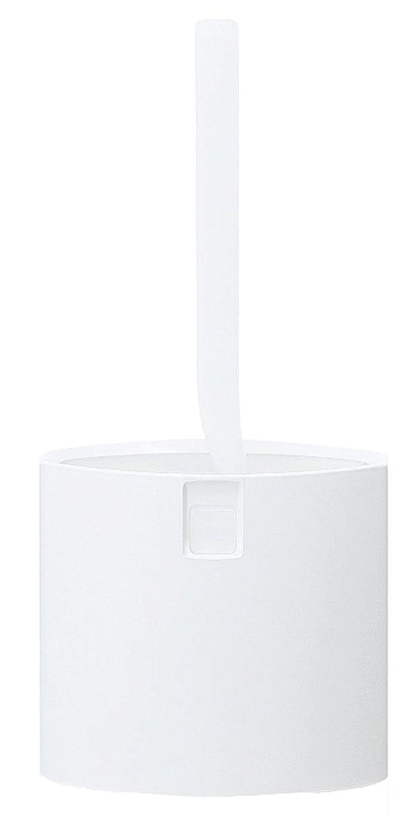 状況にやにや重要マーナ スマート トイレブラシ ホワイト W051W