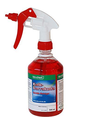 bio-chem Kalk Barrakuda 500 ml Kalk-und Sanitärreiniger Halal zertifiziert