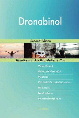 Dronabinol; Second Edition