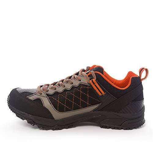 IZAS Lodosa, Chaussure de randonnée Mixte Adulte, Noir, 44 EU