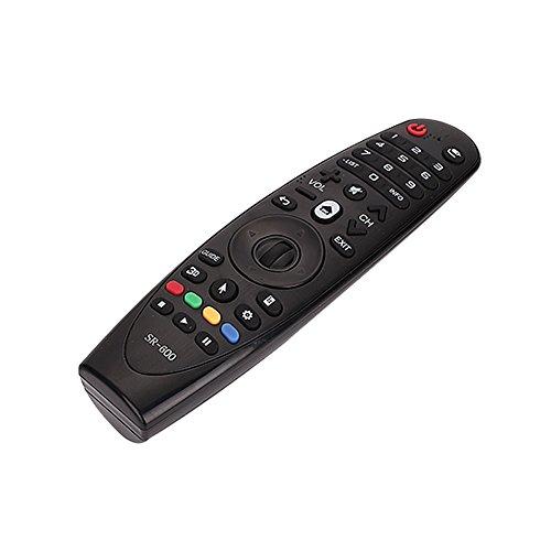 Haihuic Reemplazo de Control Remoto mágico para LG AN-MR650 Smart TV OLED G6 E6 C6 B6, Súper UHD UH9500 UH8500 UH7700, UHD 4K UH6550 Uh6500 Uh6350 Uh6330 Uh6300