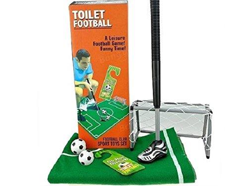 GiggleBeaver Toilet Football Giggle Beaver gig183
