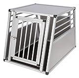 Kerbl 80586 Alu-Transportbox Barry eintürig