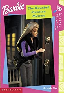 The Haunted Mansion Mystery (Barbie Mysteries, No. 1)