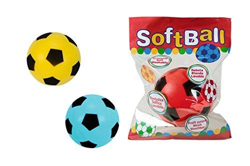 Simba 107351200 - Soft-Fußball, es wird nur ein Artikel geliefert, Durchmesser 20cm
