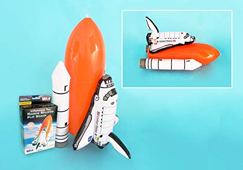 DARON WORLDWIDE Space Shuttle Full Stack Inflatable