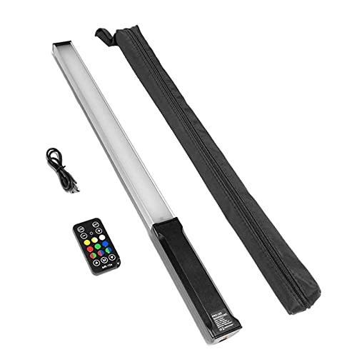 Kesoto RGB Handheld Led Tube Light, LED Video Fill Lights, Photography Lighting for Video Recording Wand Stick Lamp, 3000-5600K, 15 Lighting Mode