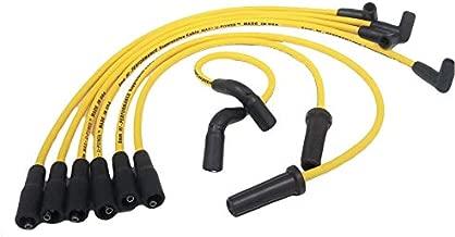 Spark Plug Wire Set for Chevrolet Blazer S10 Jimmy Savana Express GMC V6 4.3L Made in USA