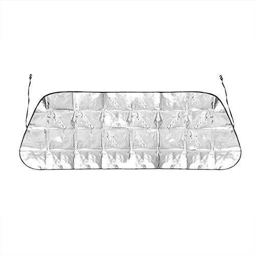 Pro-Plus anti-ijs zonwerende folie 70 x 180 cm antivries zonwering ruit folie voorruit