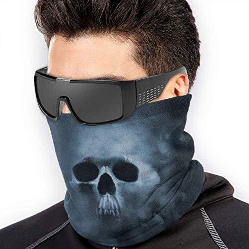 Cráneo Cool Bone Scary Tattoo Divertido Headwear Pasamontañas a prueba de viento Mascarilla Mascarilla resistente al sol Multifunción para invierno Clima frío Mantener caliente para hombres Mujeres