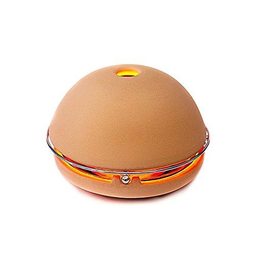 Egloo Multifunctionele verwarming en verwarming, diffuser voor etherische oliën en luchtbevochtiger en verdamper, kandelaar, woonaccessoires Made in Italy, beige