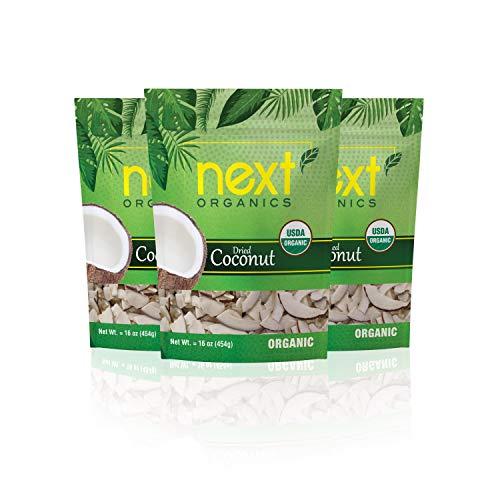 dehydrated coconut chunks - 3
