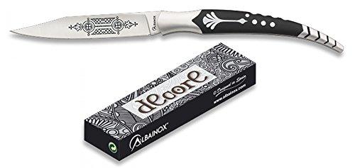 Martinez Albainox Navaja schlankes spanisches Taschenmesser sw3 8,8cm Klinge, Geschenk Box
