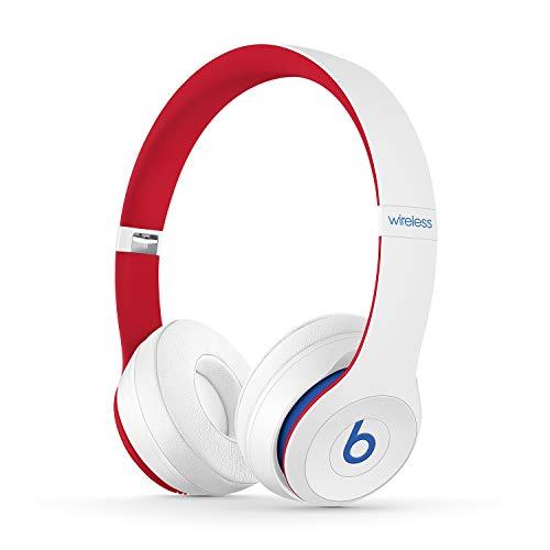 BeatsSolo3Kabellose Bluetooth On-EarKopfhörer– AppleW1Chip, Bluetooth der Klasse1, 40Stunden Wiedergabe– Clubweiß