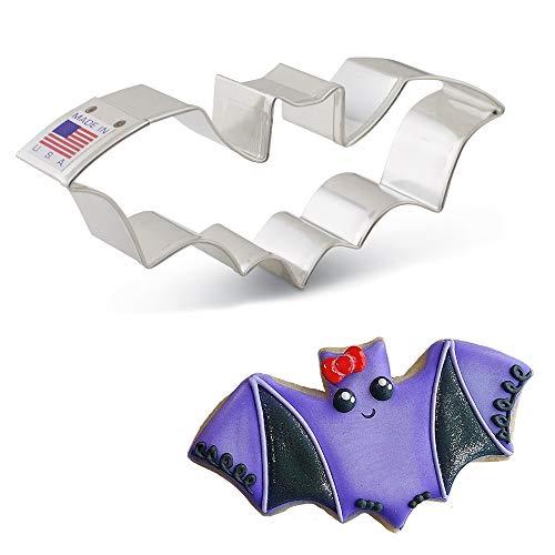 "Ann Clark Cookie Cutters Flying Bat Cookie Cutter, 4.5"""