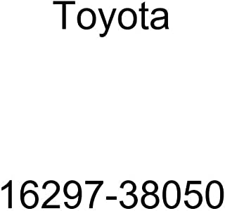 Genuine Toyota 17792-74391 Engine Vacuum Hose Information Plate