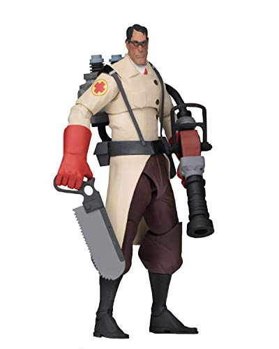 NECA - Team Fortress 2 - 7' Scale Action Figures - Series 4 RED - Medic