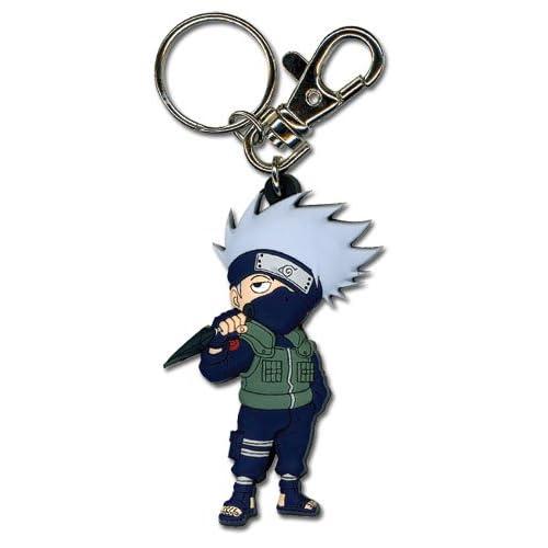 Anime Keychains: Amazon com