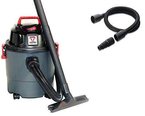 CARAMBA VTOOL 5.0 - Aspiradora universal manejable con manguera de aspiración para herramientas eléctricas (1100 W)