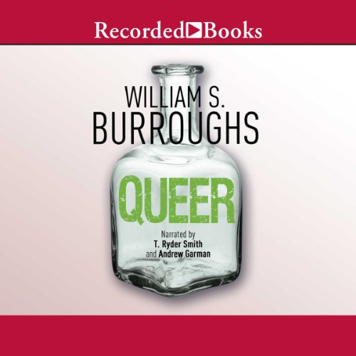 Queer audiobook cover art