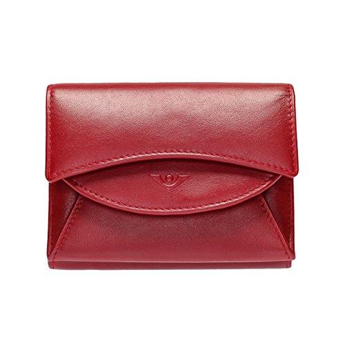 voi leather design Accessoires Taschen 70363 GRANAT rot 249032