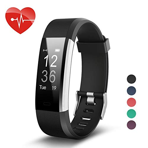 Longess Fitness Tracker HR,Fitness Watch Activity Tracker Watch with Heart Rate...