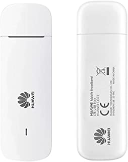 Huawei E3372H-320 LTE/4G 150 Mbps USB Dongle, Cat 4, White