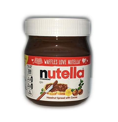 2 PACK Nutella Ferrero Hazelnut Spread With Cocoa Chocolate Gluten Free Kosher 2x13 oz