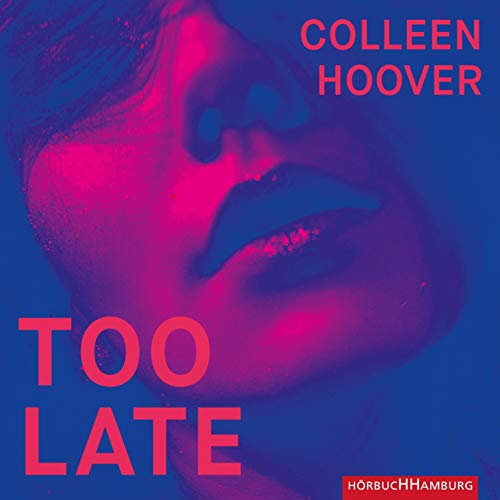 Too late audiobook cover art