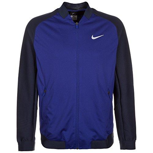 Nike Herren Grigor Dimitrov Premier Jacket Jacken, dunkelblau, L