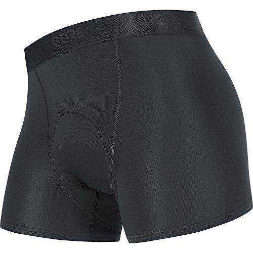 GORE WEAR Damen Unterhose Base Layer Shorty Kurze Hose, Black, 34