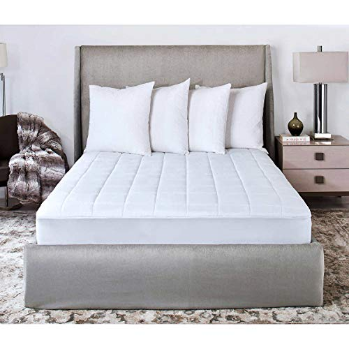 Sunbeam SelectTouch Premium Quilted Electric Heated Mattress Pad - Queen Size