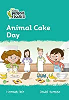 Level 3 – Animal Cake Day (Collins Peapod Readers)
