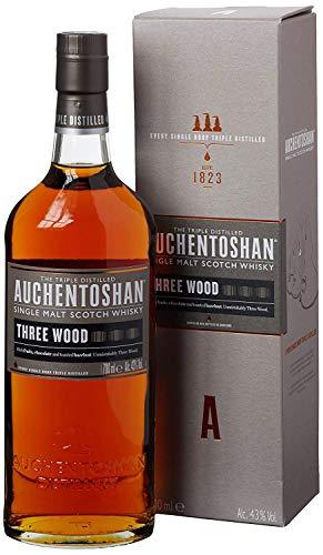 Auchentoshan Three Wood Whisky Single Malt - 700 ml