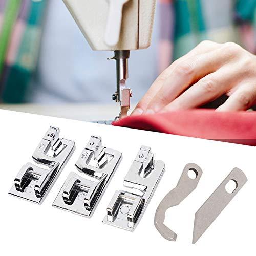 Prensatelas de conveniencia accesorios máquina de coser vieja