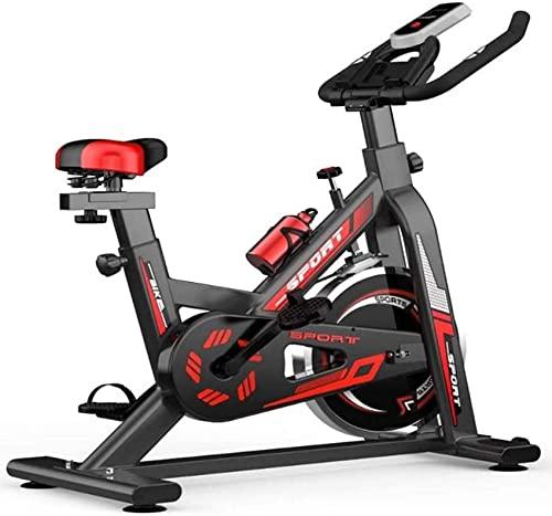 ZCYXQR Bicicletas de Ejercicio Verticales Bicicleta de Ejercicios Ultra silenciosa Ajustable, Ejercicio aeróbico (Deporte de Interior)