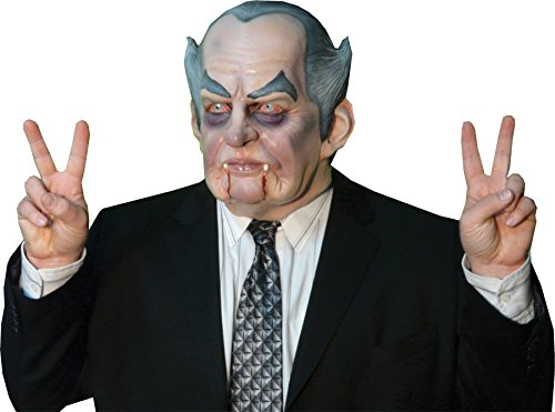 Costumes For All Occasions Ta526 Count Nixon Mask Latex